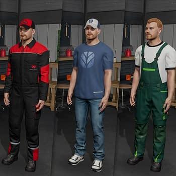 Farming Simulator 22 Reveals Big Farm Brands & Character Creator