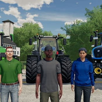 Farming Simulator 22 Will Have Cross-Platform Multiplayer