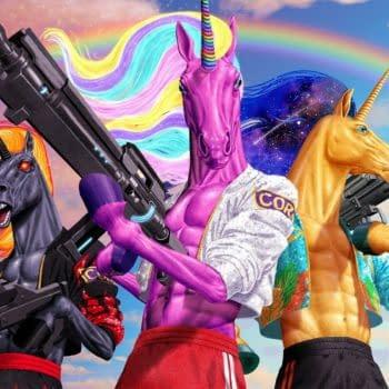 Fortnite Teases Chapter 2 Season 8 With Aliens & Sparklemane