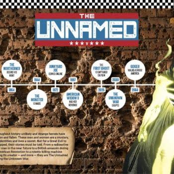 Geoff Johns Unveils The Untamed Timeline For Geiger