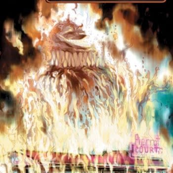 Hotell Vol. 2: AWA Studios Horror Anthology Series Returns in Dec.