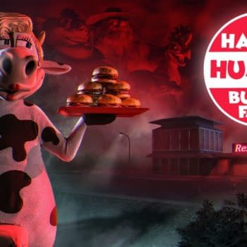 Happy Humble's Burger Barn Is Getting Released In Q4 2021
