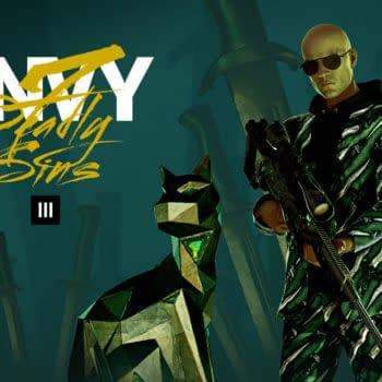 Hitman 3's Next Seven Deadly Sins DLC Explores Envy