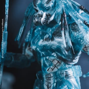 Two New Alien Vs. Predator Hunters Arrive with Hiya Toys