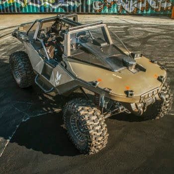 Hoonigan Industries Built Themselves A Real-Life Halo Warthog