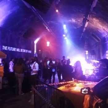 Y The Last Man: An Immersive Event In London Waterloo's Catacombs