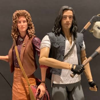 NECA's TMNT Movie April & Ultimate Casey Jones Are A Mixed Bag