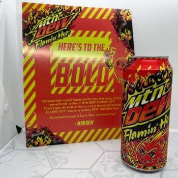 Mountain Dew Flamin' Hot is a Tasty and Fiery Masterpiece