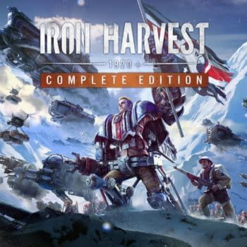 Iron Harvest Complete Edition Is Coming To Consoles In October