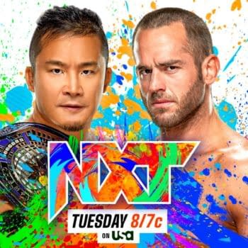 NXT 2.0 Preview For 9/21- Kushida Finally Accepts Strong's Challenge