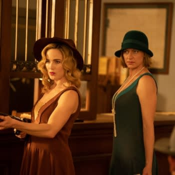 """DC's Legends of Tomorrow S07E01 """"The Bullet Blondes"""" Images Released"""