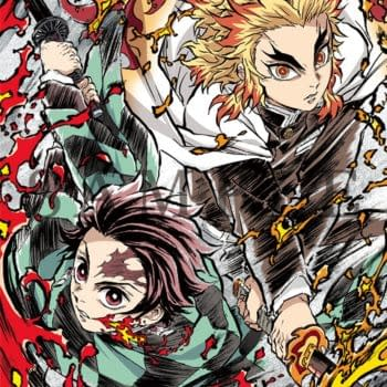 Demon Slayer: The Movie: Anime Comes to Blu-Ray on December 21st