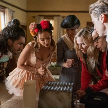 Legends of Tomorrow S07E09 Covers 4 Different Genres, 3 Shoot Styles