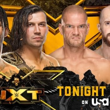 """NXT Preview For 9/7- The Final Night Of The """"Black And Gold Brand"""""""