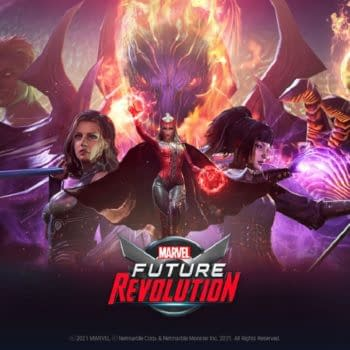 Marvel Future Revolution Receives First Update Featuring Dormammu