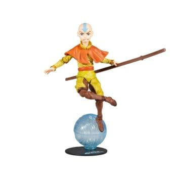 """Avatar: The Last Airbender 7"""" Zuko Coming From McFarlane Toys"""