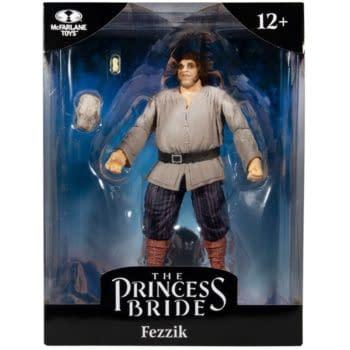 The Princess Bride Inigo Montoya & Fezzik Arrive at McFarlane Toys