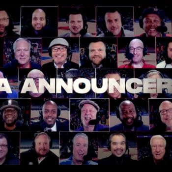 NBA 2K22 Adds Every NBA Public Announcer To The Game