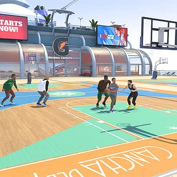 NBA 2K22 Reveals More Info About The City & MyCareer