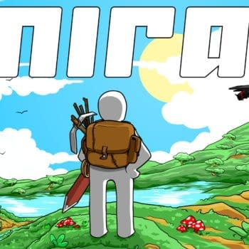 Nira Is Coming To PC & Nintendo Switch Mid-October
