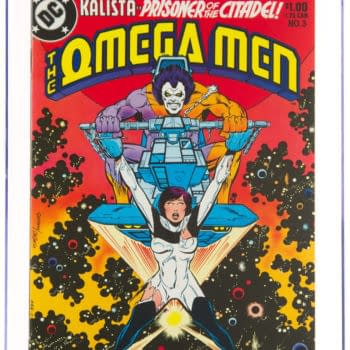 Lobo's Debut In Omega Men #3 On Auction At Heritage Today