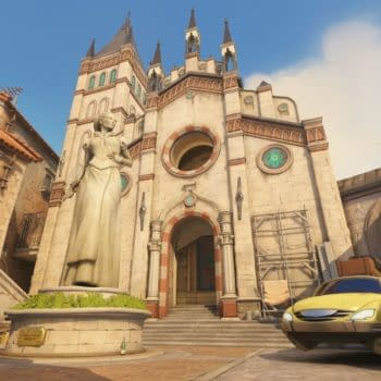 Overwatch Launches The New Malevento Free For All Map