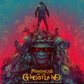 Prisoners Of The Ghostland Score Now Available FRom Waxwork Records