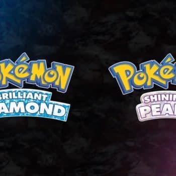 Pokémon Brilliant Diamond & Pokémon Shining Pearl Announced