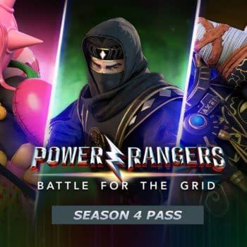 Power Rangers: Battle For The Grid Reveals Season 4 Content