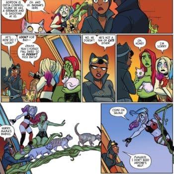Harley Quinn Revisits