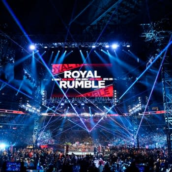 WWE Royal Rumble Officially Set for St. Louis in January