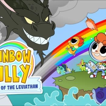 Rainbow Billy: The Curse Of The Leviathan Will Release October 5th
