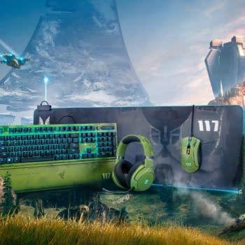 Razer Announces New Line Of Halo Infinite Peripherals