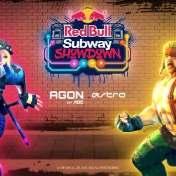 Red Bull Announces Subway Showdown For Street Fighter V