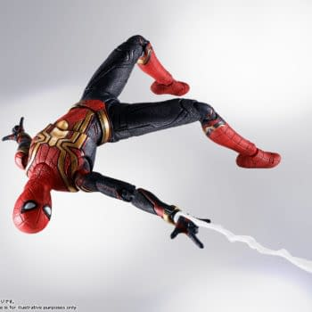 Spider-Man: No Way Home Integrated Suit Comes to S.H. Figuarts
