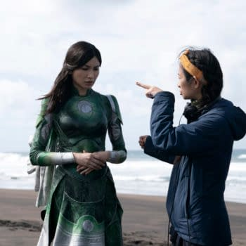 14 HQ Images from Eternals Showcases the Entire Cast