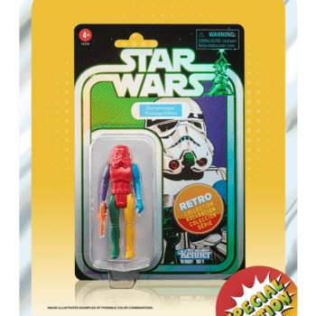 Star Wars Stormtrooper Receive Prototype Edition Figures from Hasbro