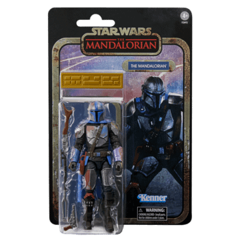New Star Wars: The Mandalorian Credit Collection Coming from Hasbro