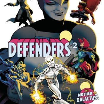 Cover image for DEFENDERS #2 (OF 5)