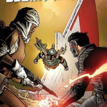 Cover image for STAR WARS BOUNTY HUNTERS #16 WOBH