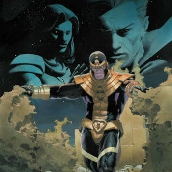 Cover image for ETERNALS THANOS RISES #1