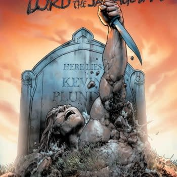 Cover image for JUL210599 KA-ZAR LORD OF THE SAVAGE LAND #1 (OF 5), by (W) Zac Thompson (A) German Garcia (CA) Jesus Saiz, in stores Wednesday, September 8, 2021 from MARVEL COMICS
