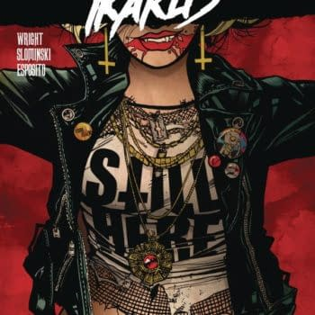 Cover image for CULT OF IKARUS #1 (OF 4)