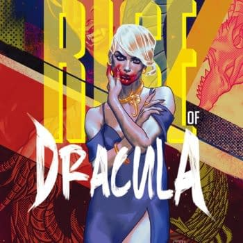 Cover image for RISE OF DRACULA #1 (OF 6) CVR A VALERIO (MR)