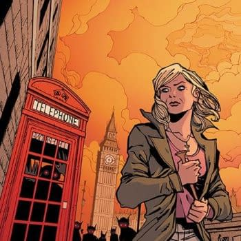 Buffy Summers In Her Fifties In Buffy The Last Vampire Slayer Comic