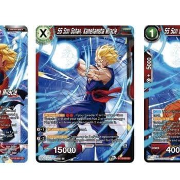 Dragon Ball Super Previews Saiyan Showdown: Family Kamehameha