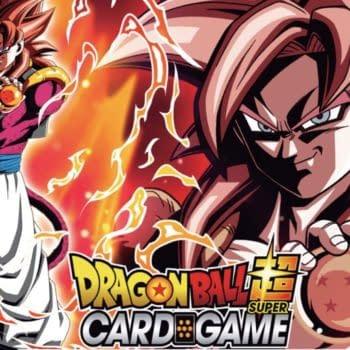 Dragon Ball Super Card Game Posts 2021 Anniversary Box Survey