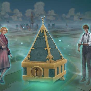 September 1920s Covergence Begins in Harry Potter: Wizards Unite