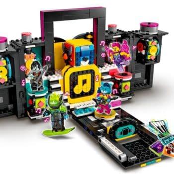 The Beat is Blasting With New LEGO VIDIYO Boombox Set