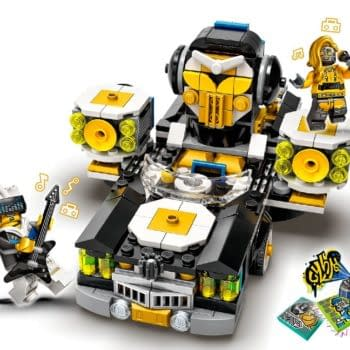 LEGO VIDIYO Goes on A Road Tour with Robo HipHop Car Set